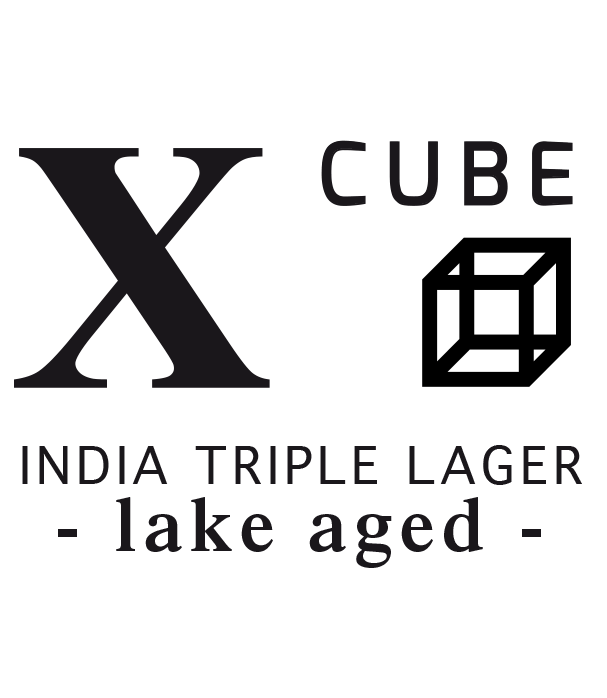 X Cube India Triple Lager Maltstrom