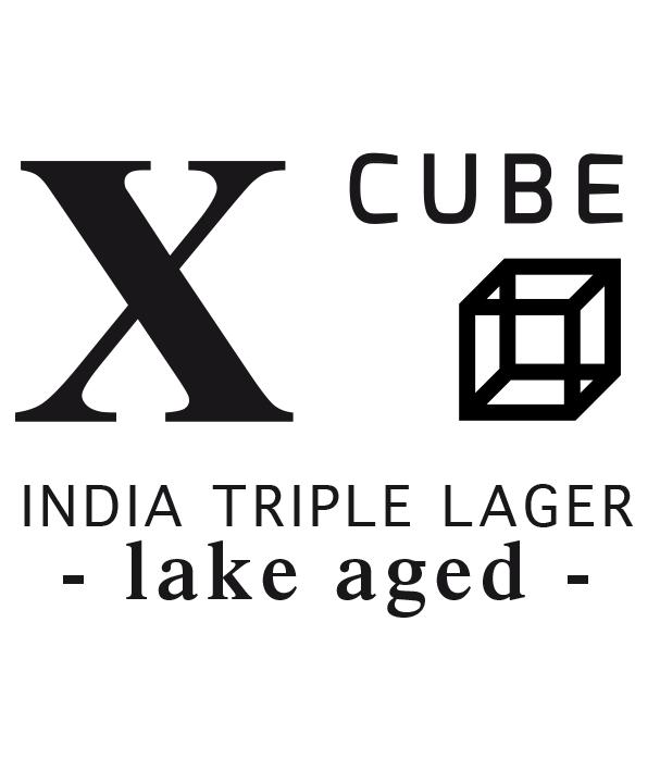 X Cube India Triple Lager Maltstrom