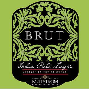 Brut India Pale Lager Malstrom-bd