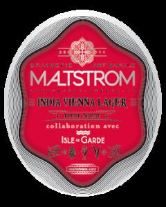 India Vienna Lager biere maltstrom quebec lanaudiere
